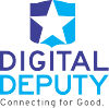Digital Deputy logo design