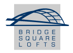 Bridge Square Lofts Logo Development