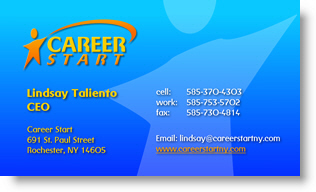 Charlotte nc business card design samples career start ny company business card design reheart Choice Image