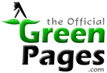 Green Pages Logo Design NY