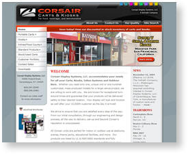 Corsair Display Systems LLC