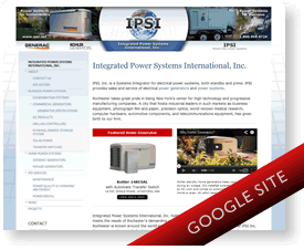 IPSI expert Google Sites design