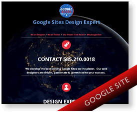 Google Sites Design Expert