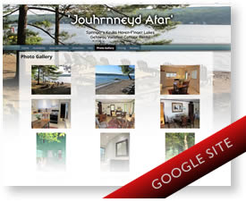 Keuka Cottage Website Design and Hosting