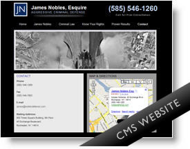 James Nobles - Criminal Defense Lawyer
