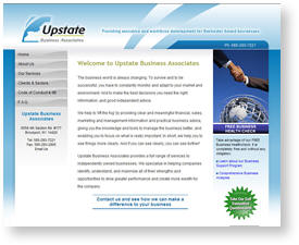 Upstate NY Business Associates